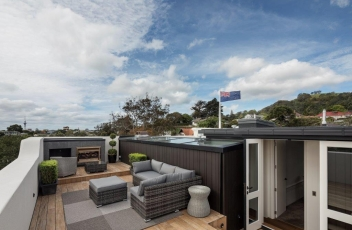 Steel fabrication for iconic Auckland heritage property